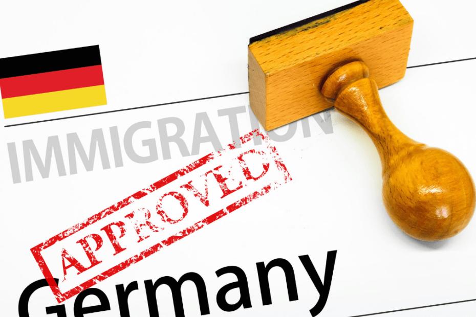 Almanya Göç Yasası Şartları